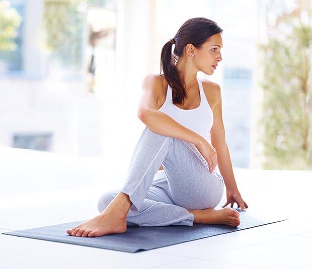 Третий семинар: женские практики в йоге — 9 декабря